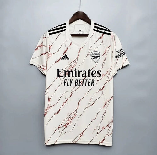 Arsenal Away 2020/21 With Name & No.