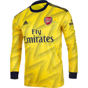 Arsenal Away Full Sleeves Jersey With Shorts