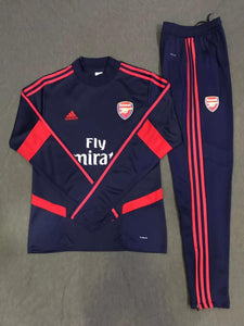 Arsenal Blue & Red 2019-20 Track Suit