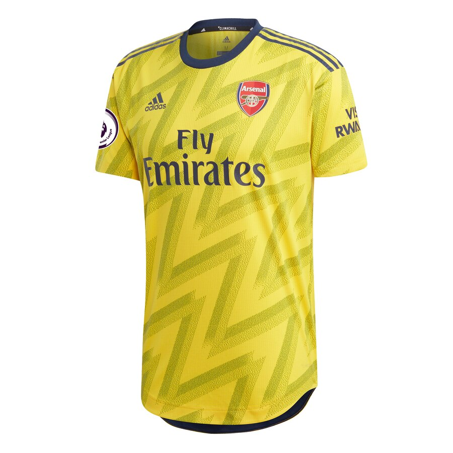 Arsenal Away 2019/20 Without Name & No.