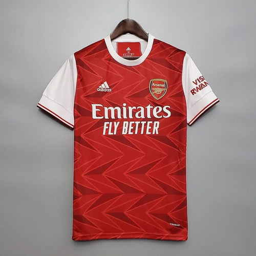 Arsenal Home 2020/21 With Name & No.