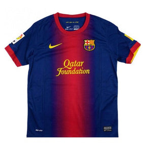Barcelona 2012-13 Retro Home Shirt
