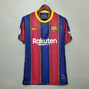 Barcelona Home 2020/21 Without Name & No.