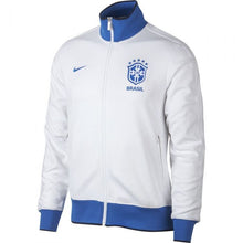 Load image into Gallery viewer, Brazil 2019-20 Copa Jacket - White