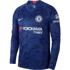 Chelsea Home Full Sleeves Jersey With Shorts