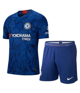 Chelsea Home Jersey With Shorts 2019-2020