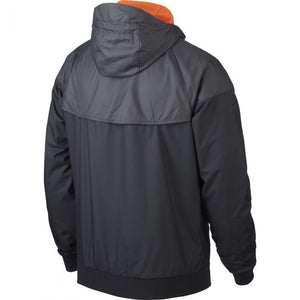 Chelsea Windrunner CL Jacket - Black-Orange