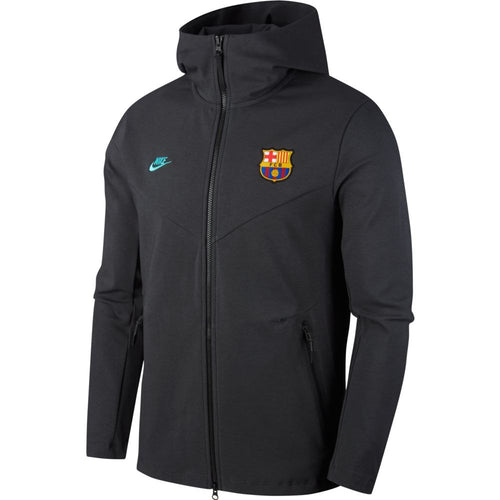 FC Barcelona Tech Pack Champions League 19-20 Jacket