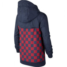 Load image into Gallery viewer, FC Barcelona Windrunner Jacket - Blue-Red