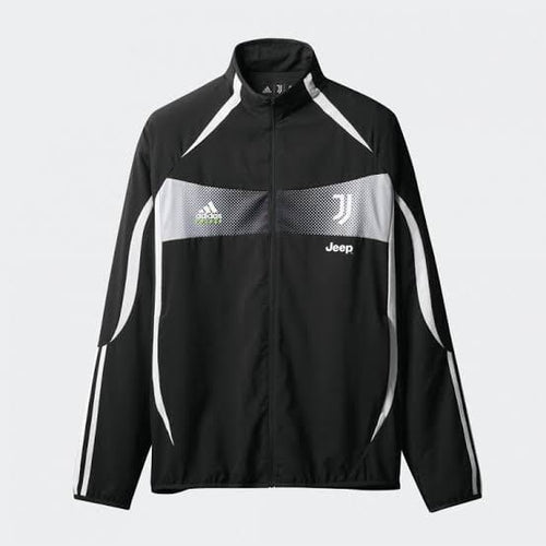 Juventus Palace Black Jacket