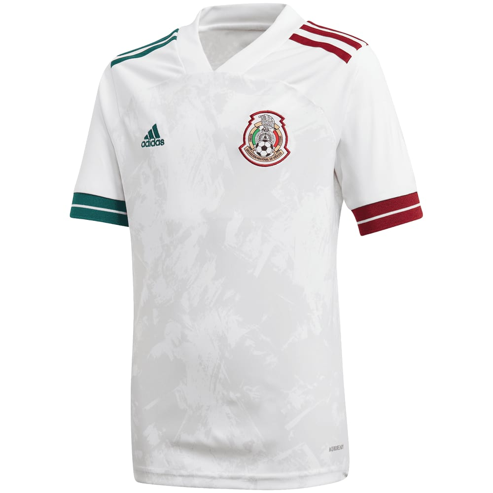 Mexico Away Jersey 2020/21 With Name & No