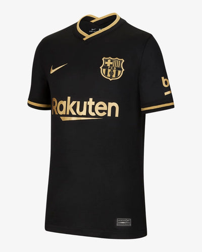 Barcelona Away 2020/21 With Name & No.