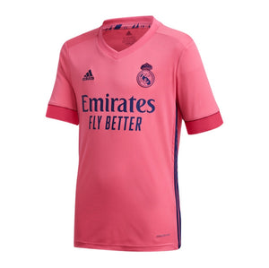 Real Madrid Away 2020/21 With Name & No.