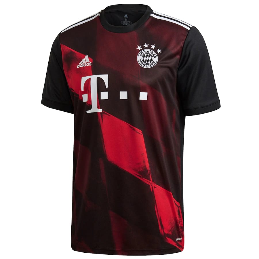 Bayern Munich Third 2020/21 With Name & No.