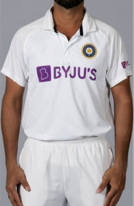 India Test Cricket Jersey 2020/21 Without Name & No.