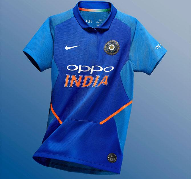 Indian Cricket WC 2019 Jersey