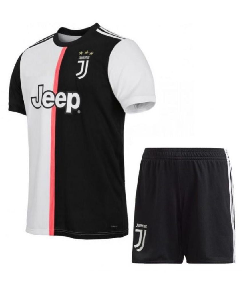 Juventus Home Jersey With Shorts 2019-2020