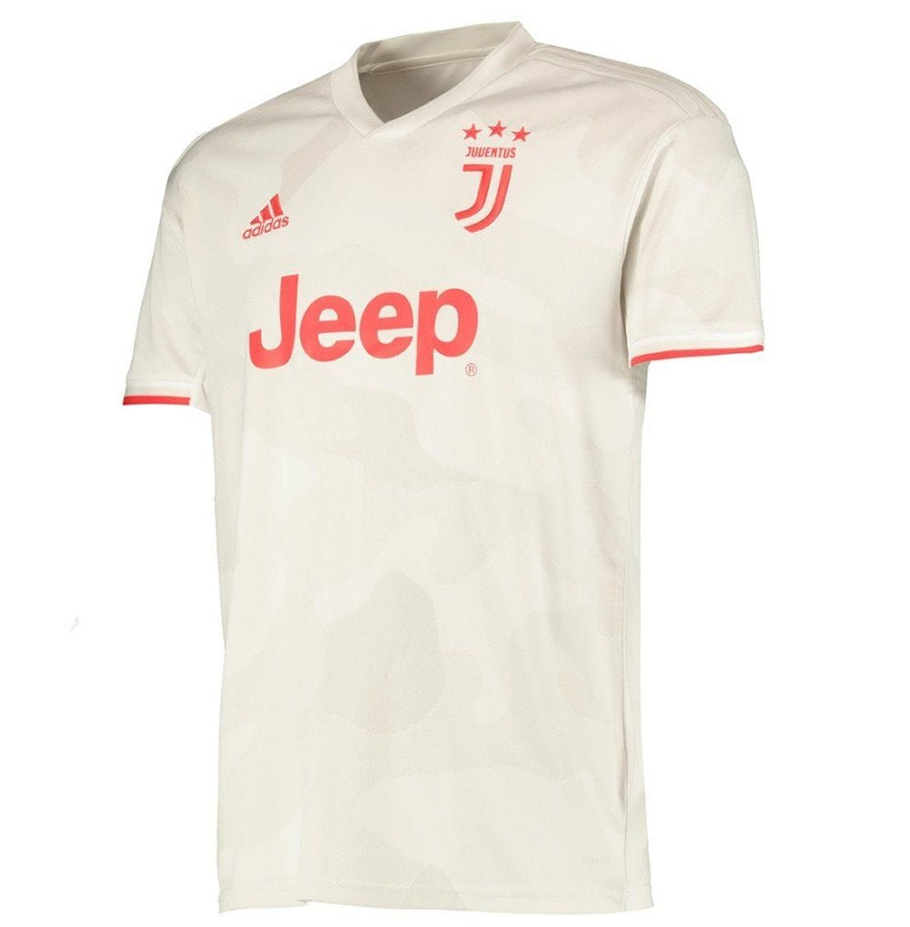 Juventus Away 2019/20 With Name & No.