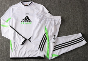Juventus X Palace 2019-20 White Training Suit