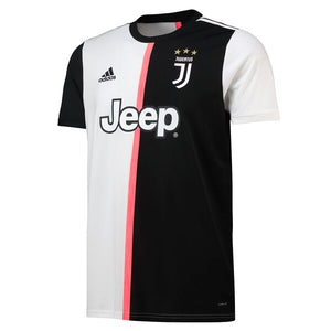 Juventus Home 2019/20 With Name & No.