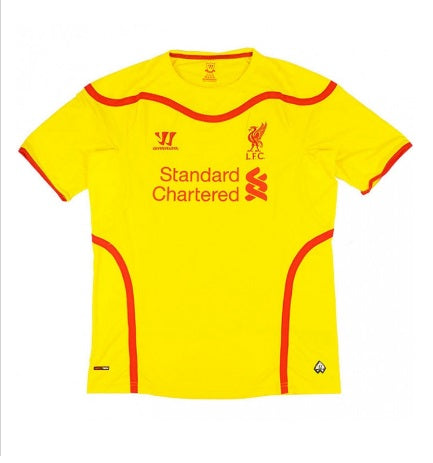 Liverpool 2014-15 Retro Away Shirt