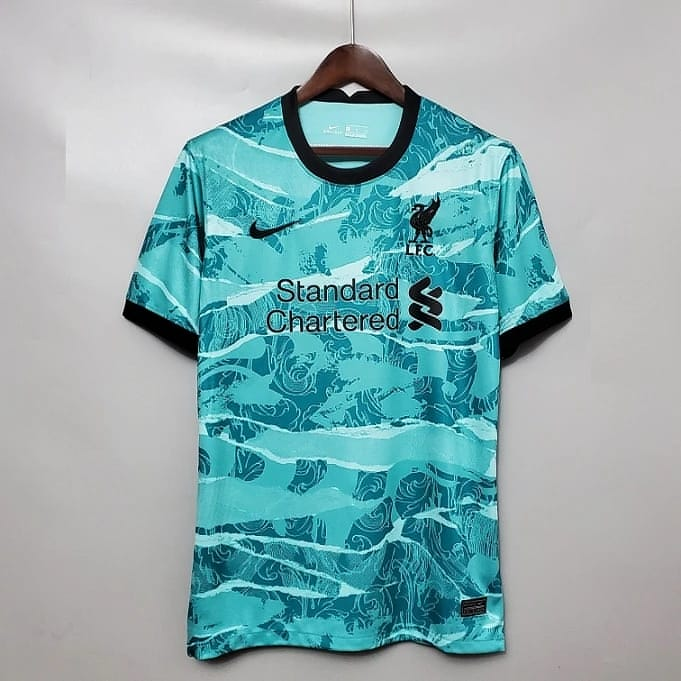 Liverpool Away 2020/21 Without Name & No.