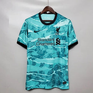 Liverpool Away 2020/21 With Name & No.