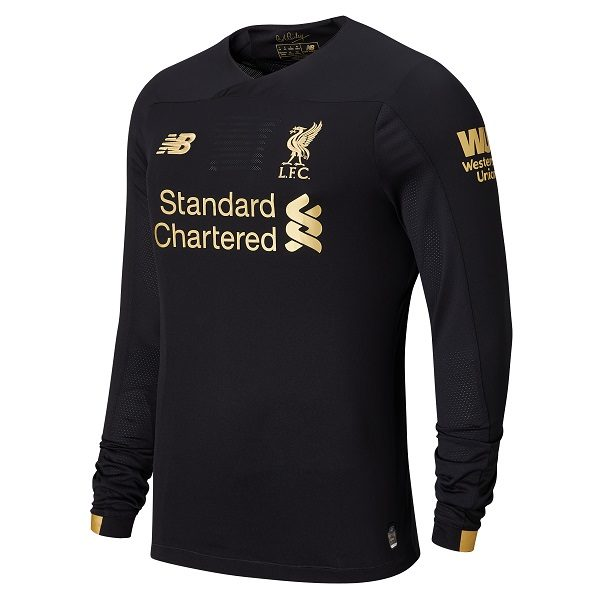 Liverpool Goalkeeper Full Sleeves Jersey With Shorts