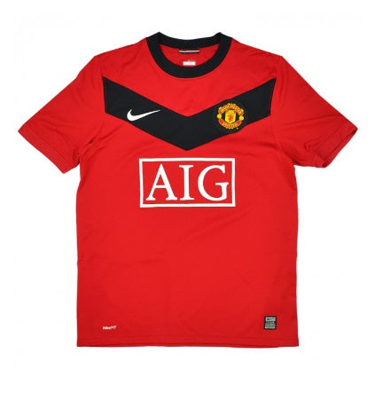 Manchester United 2009-10 Home Shirt