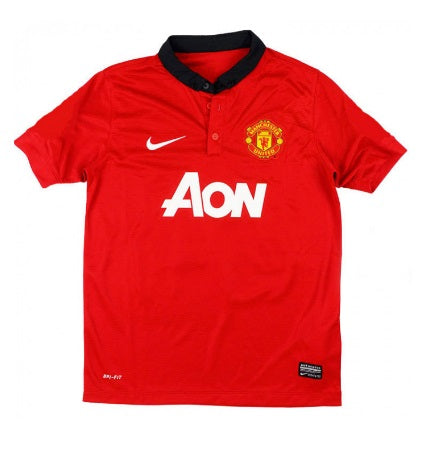 Manchester United 2013-14 Home Shirt
