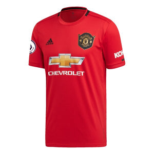 Manchester United Home 2019/20 With Name & No.