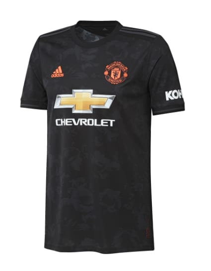 Manchester United Third 2019/20 Without Name & No.