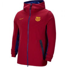 Load image into Gallery viewer, FC Barcelona 2020-21 Tech Pack Jacket - Red