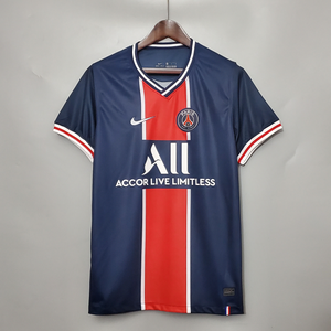 PSG Home 2020/21 Without Name & No.