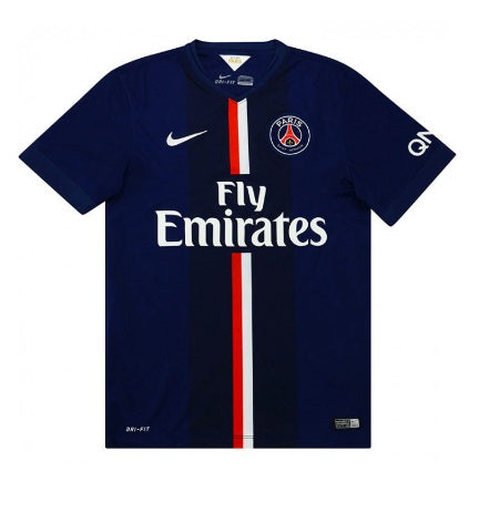Paris Saint Germain 2014-15 Retro Home Shirt