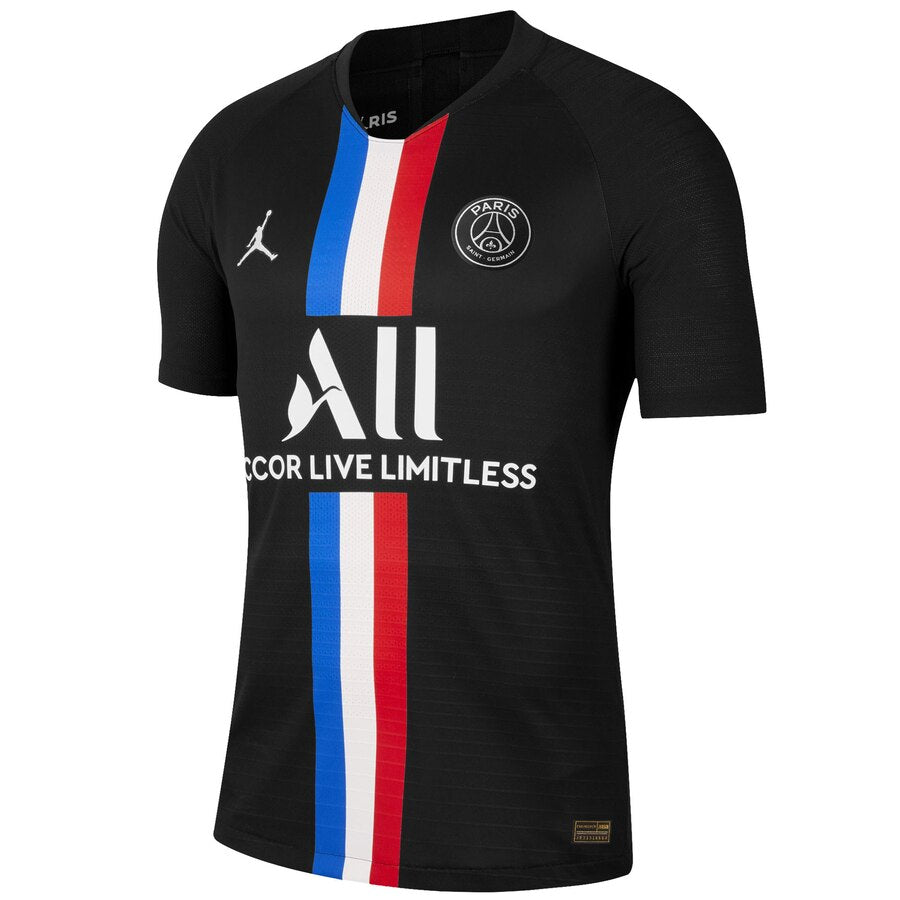 PSG Fourth Jersey 2019/20 With Name & No