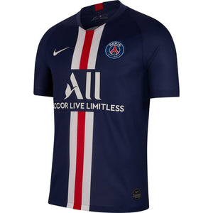 Paris Saint Germain Home 2019/20 Without Name & No.