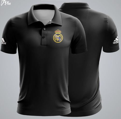 Real Madrid All Fan T Shirt