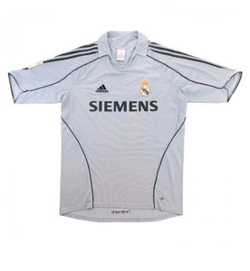 Real Madrid 2005-06 Retro Home Shirt