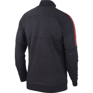 Roma 2019-20 Jacket - Black-Red
