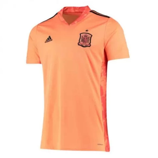 Spain Goalkeeper Jersey 2020/21 With Name & No