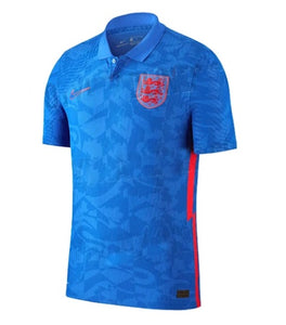 England Away Jersey 2020/21 With Name & No