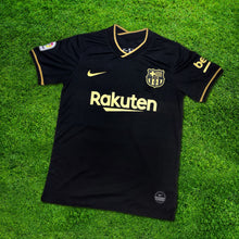 Load image into Gallery viewer, Barcelona Away 2020/21 With Name & No.