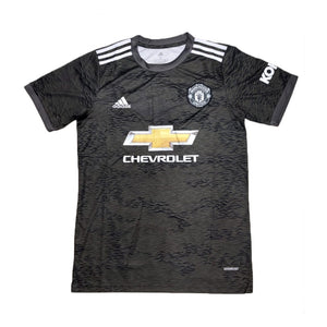Manchester United Away 2020/21 With Name & No.