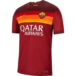 AS Roma Home 2020/21 With Name & No.