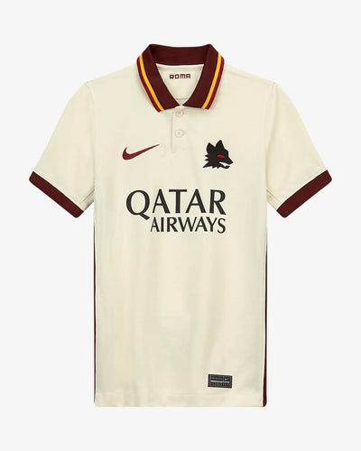 AS Roma Away 2020/21 With Name & No.
