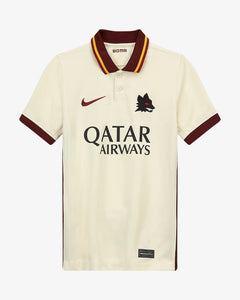AS Roma Away 2020/21 Without Name & No.