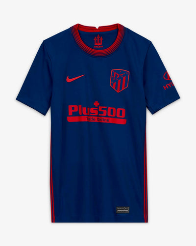 Atletico Madrid Away 2020/21 With Name & No.