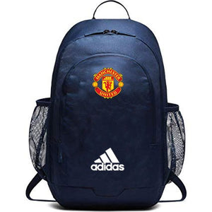 Manchester United Unisex Stadium Blue Backpack