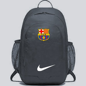 FC Barcelona Unisex Stadium Grey Backpack